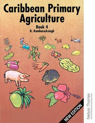 Caribbean Primary Agriculture - Book 4 (Paperback)