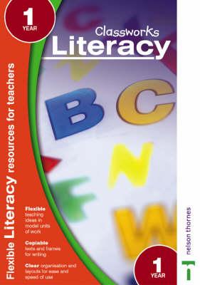 Classworks - Literacy Year 1 (Paperback)