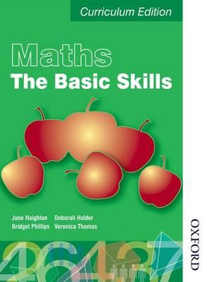 Maths the Basics Functional Skills Edition (E3-L2) (Paperback)