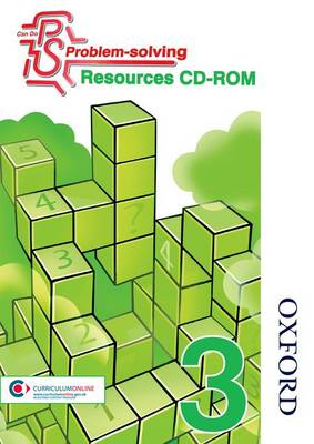 Can Do Problem Solving Year 3 Resources CD-ROM (CD-ROM)