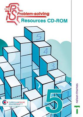 Can Do Problem Solving Year 5 Resources CD-ROM (CD-ROM)