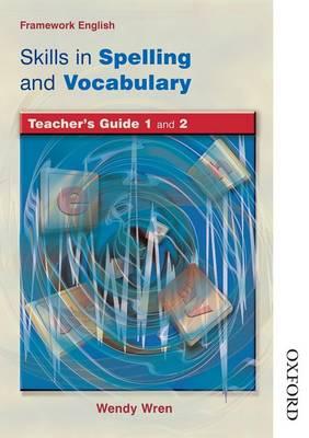 Nelson Thornes Framework English Skills Spelling & Vocabulary (Paperback)