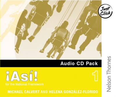 !Asi! 1- Audio CD Pack (CD-Audio)
