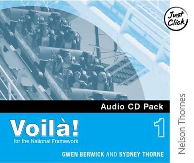 Voila! 1 Audio CD Pack (CD-Audio)