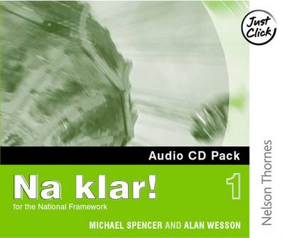 Na Klar! 1 - Audio CD Pack (CD-Audio)