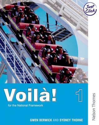 Voila! 1 Student's Book (Paperback)