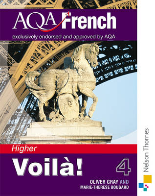 Voila! 4 for AQA Higher Student's Book (Paperback)