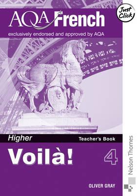 Voila! 4 for AQA Higher Teacher's Book (Paperback)