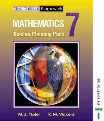 New National Framework Mathematics 7 Core Teacher Planning Pack