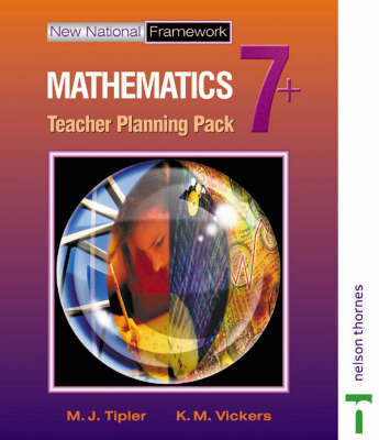 New National Framework Mathematics 7+ Teacher Planning Pack