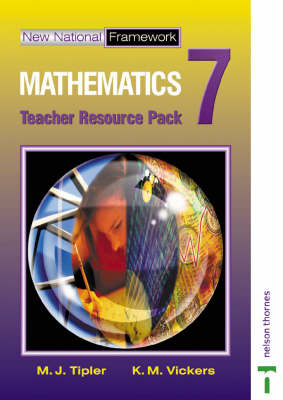 New National Framework Mathematics 7 Core Teacher Resource Pack