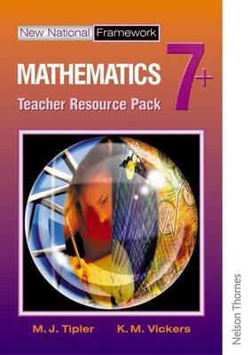 New National Framework Mathematics 7+ Teacher Resource Pack