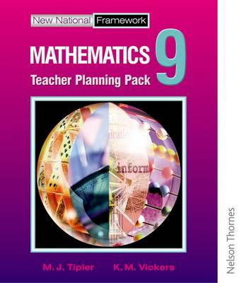 New National Framework Mathematics 9 Core Teacher Planning Pack