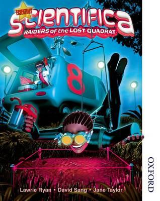 Scientifica Pupil Book 8 Essentials (Levels 3-6): 8 (Paperback)