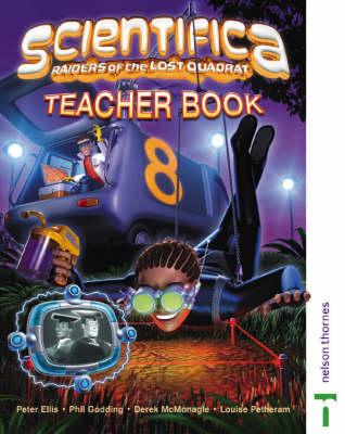 Scientifica Teacher Book 8 (Paperback)