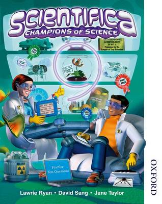 Scientifica Pupil Book 9 (Levels 4-7) (Paperback)