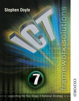 ICT Framework Solutions Year 7 (Paperback)