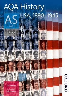 AQA History AS Unit 1: USA, 1890-1945 (Paperback)