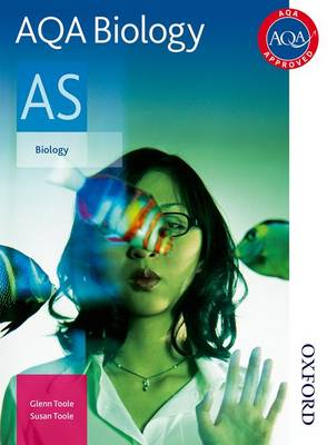 AQA Biology AS Student Book: Student's Book (Paperback)