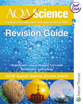 AQA Science: GCSE Applied Science Revision Guide (Paperback)