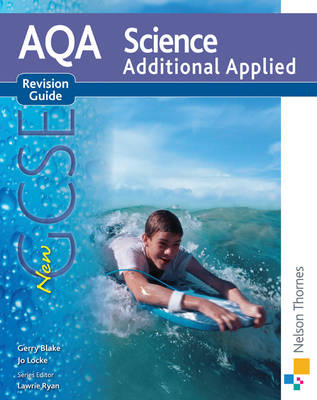 AQA Science GCSE Additional Applied Science Revision Guide (Paperback)