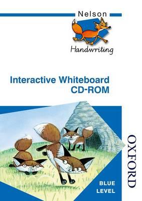 Nelson Handwriting Interactive Whiteboard CD ROM Blue Level (CD-ROM)