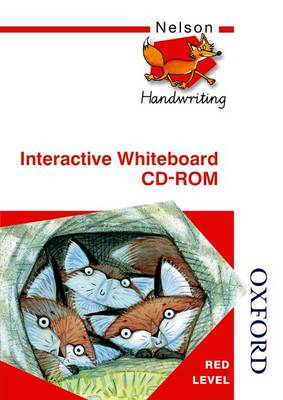 Nelson Handwriting Interactive Whiteboard CD ROM Red Level (CD-ROM)