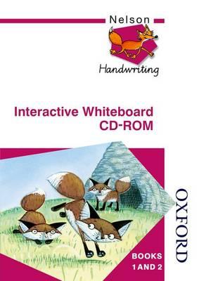 Nelson Handwriting Whiteboard CD ROM 1 & 2 Level (CD-ROM)