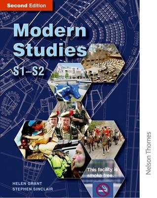 Modern Studies for S1 - S2 (Paperback)