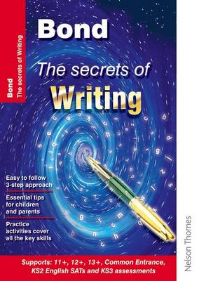 Bond: The Secrets of Writing: 9-11 Years (Paperback)