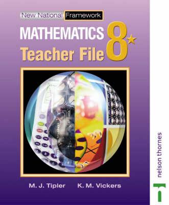 New National Framework Mathematics 8* Teacher Support File