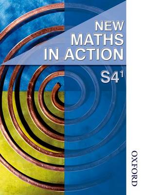 New Maths in Action S4/1 Student Book (Paperback)