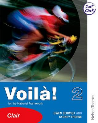 Voila! 2 Clair Students' Book (Paperback)