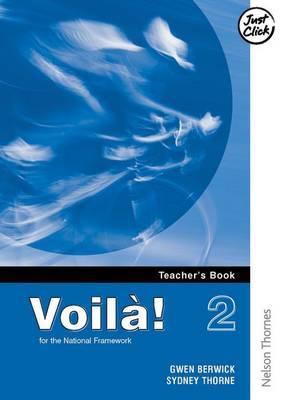 Voila! 2 Higher Teachers Book (Paperback)