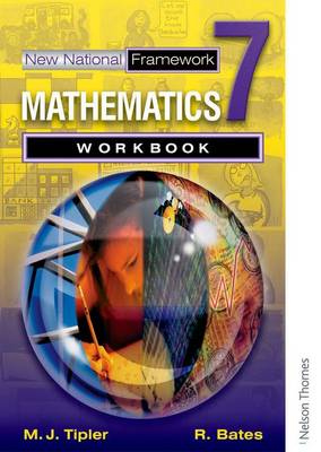 New National Framework Mathematics 7 Core Workbook (Paperback)