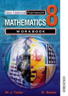 New National Framework Mathematics 8 Core Workbook (Paperback)