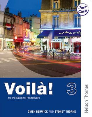 Voila! 3 Higher Student's Book (Paperback)