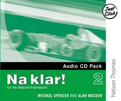 Na Klar! 2 Audio CD Pack (Higher) (CD-Audio)