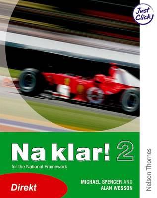 Na Klar! 2 Student's Book Direkt (Lower) (Paperback)