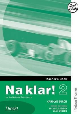 Na Klar! 2 Teacher's Book Direkt (Lower) (Paperback)