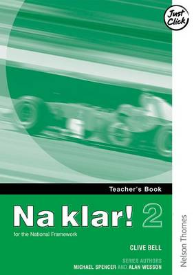 Na Klar! 2 Teacher's Book (Higher) (Paperback)