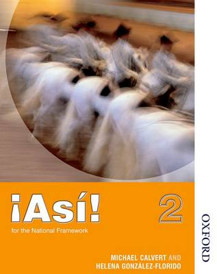 !Asi! 2 Student Book Higher: 2 (Paperback)