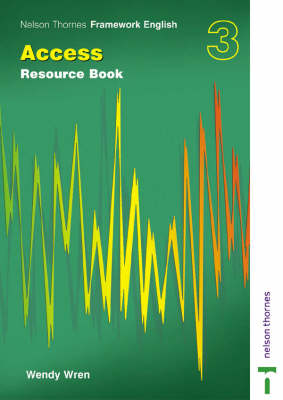 Nelson Thornes Framework English Access - Resource Book 3 (Paperback)