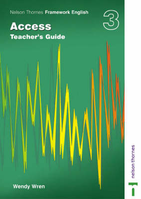 Nelson Thornes Framework English Access - Teacher's Guide 3 (Paperback)