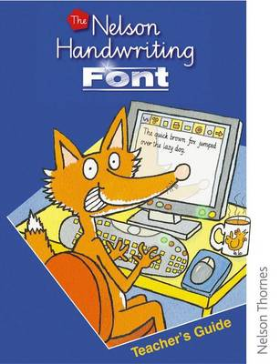 Nelson Handwriting Font Teacher's Guide (Paperback)