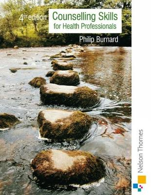 Counselling Skills for Health Professionals (Paperback)