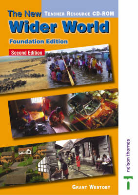 The New Wider World Teacher's Resource (CD-ROM)
