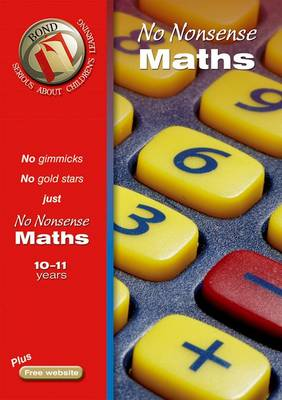 Bond No-Nonsense Maths 9-10 Years (Paperback)