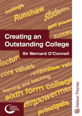 Creating an Outstanding College (Paperback)