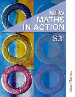 New Maths in Action S3/1 Student Book (Paperback)